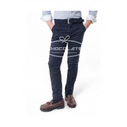 Pantalón de vestir marino