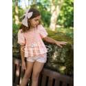 Conjuntos camisa y falda o short