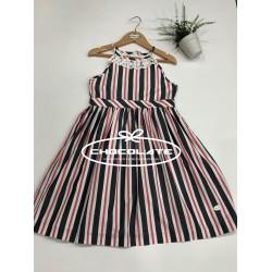 Vestido rayas marineras Cocote