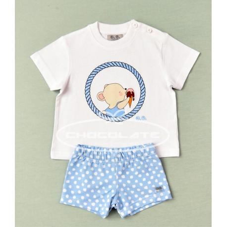 Conjunto de baño para bebé niño